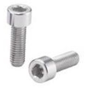 KCNC Bottle Cage Bolts silver